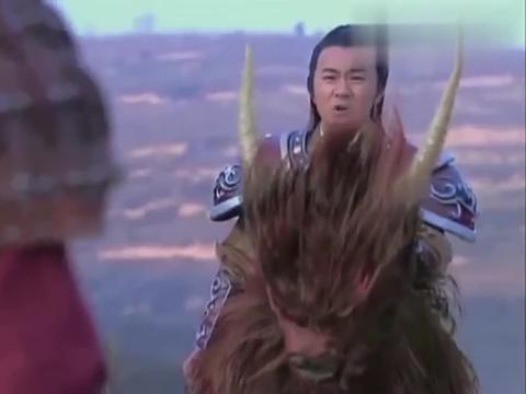 封神榜:韦吉仗着神兵万刃车,追杀武成王黄飞虎,结果却被反杀了