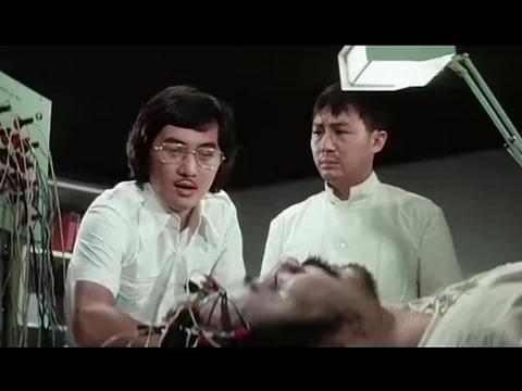 影视:许冠杰真是有才,通过给死者进行脑电波,来套出他的秘密