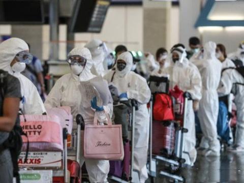 眼红台湾人接种大陆疫苗? 印度死亡病例暴增 要求中国打开国门