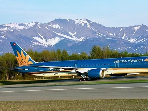 越航将出动12架次航班,接在美越南公民回国