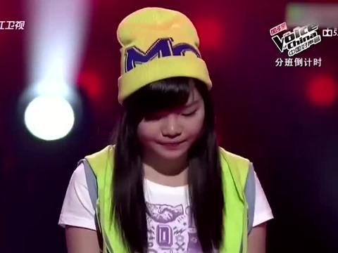 好声音:杨坤果断转身了,小妹妹唱的真不赖,快来哥哥队吧