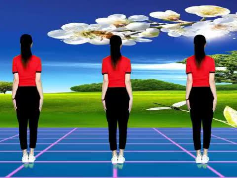 早晨起跳跳健身操,促进血液循环,血管畅通防三高,舒缓肩颈