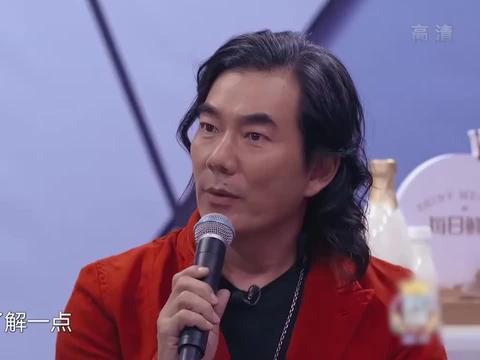 许魏洲现场表演一段拉丁舞,任贤齐直呼:水蛇腰哎!丨我们的歌