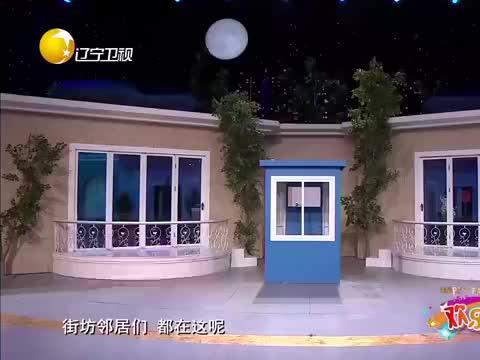 小品《保安与外卖》:保安于洋与外卖小哥斗智斗勇,观众笑翻了!