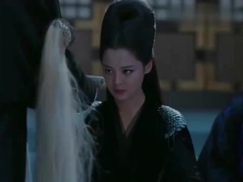 狼殿下:御林军带兵搜查太卜宫,遥姬拦截不料是皇上到来