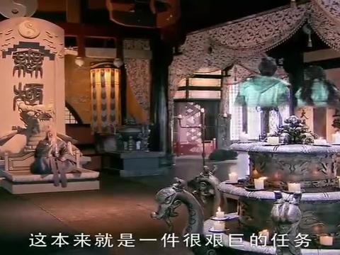 仙剑奇侠传3:霍建华遇见他最大的难题,看他如何度过难关