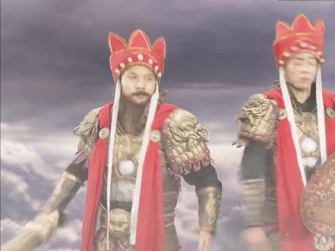 四大天王不敌百丈巨蟒,妖界大军来袭,天庭的至暗时刻来临了!