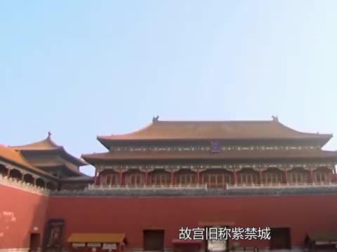 故宫宫殿的牌匾上插着一支箭,为何过了200多年还是无人敢拔?