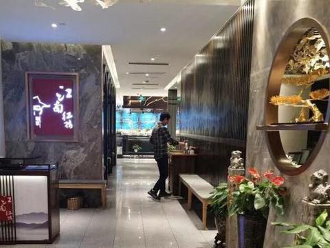 杭州一家20多年的私房菜馆,藏在写字楼里面,只有老杭州人才知道