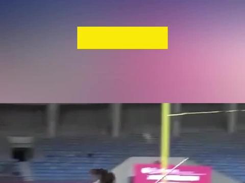 女子撑竿跳高决赛,嘉兴姑娘徐惠琴稳跳4米60夺冠