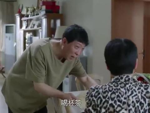 大丈夫:直肠子遇上暴脾气,赵康母亲不会和顾大海打起来吧