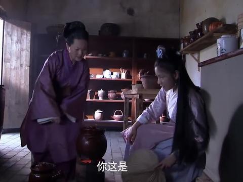 影视:斯语给李时珍熬粥补血,母亲让她熬的时间长一点!