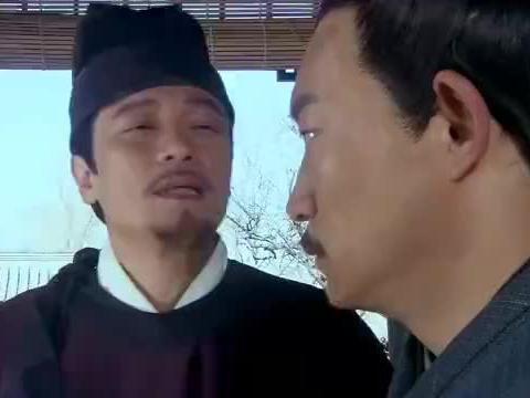 王贵逐渐被秦桧说动,张宪二人身中迷药,无力回天