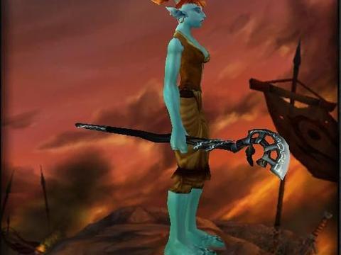 魔兽怀旧服:熊T强势逆袭,愤怒法杖也是水涨船高,值得入手吗?
