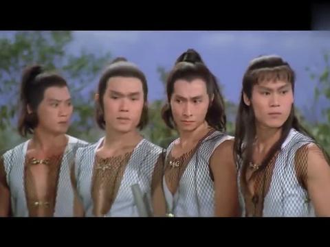 中原高手大破水遁忍者,这才是正宗的邵氏功夫片