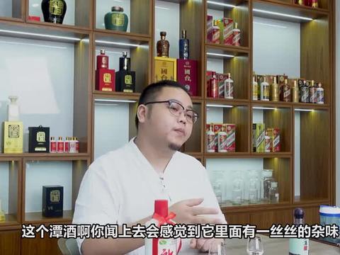 川派两大酱酒,郎酒和潭酒友好的关系,在产品酒质上区别大吗?