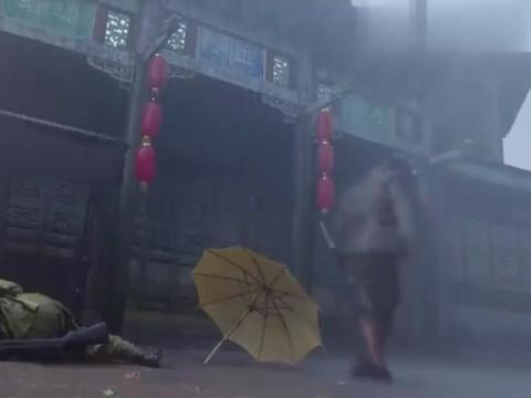 寒山令:男子用一粒粒子弹狙杀日寇,为亲人,和同胞复仇!
