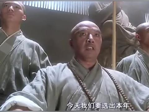 师兄弟被罗汉棍赶出师门,师兄弟以棍还棍,大破罗汉棍,太精彩