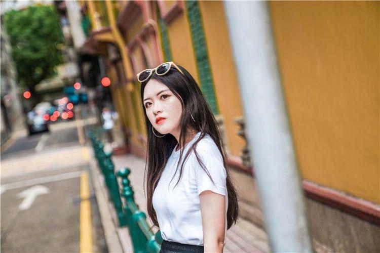 澳门最美街道之一,假装漫步葡萄牙街头,感受童话色彩的世界