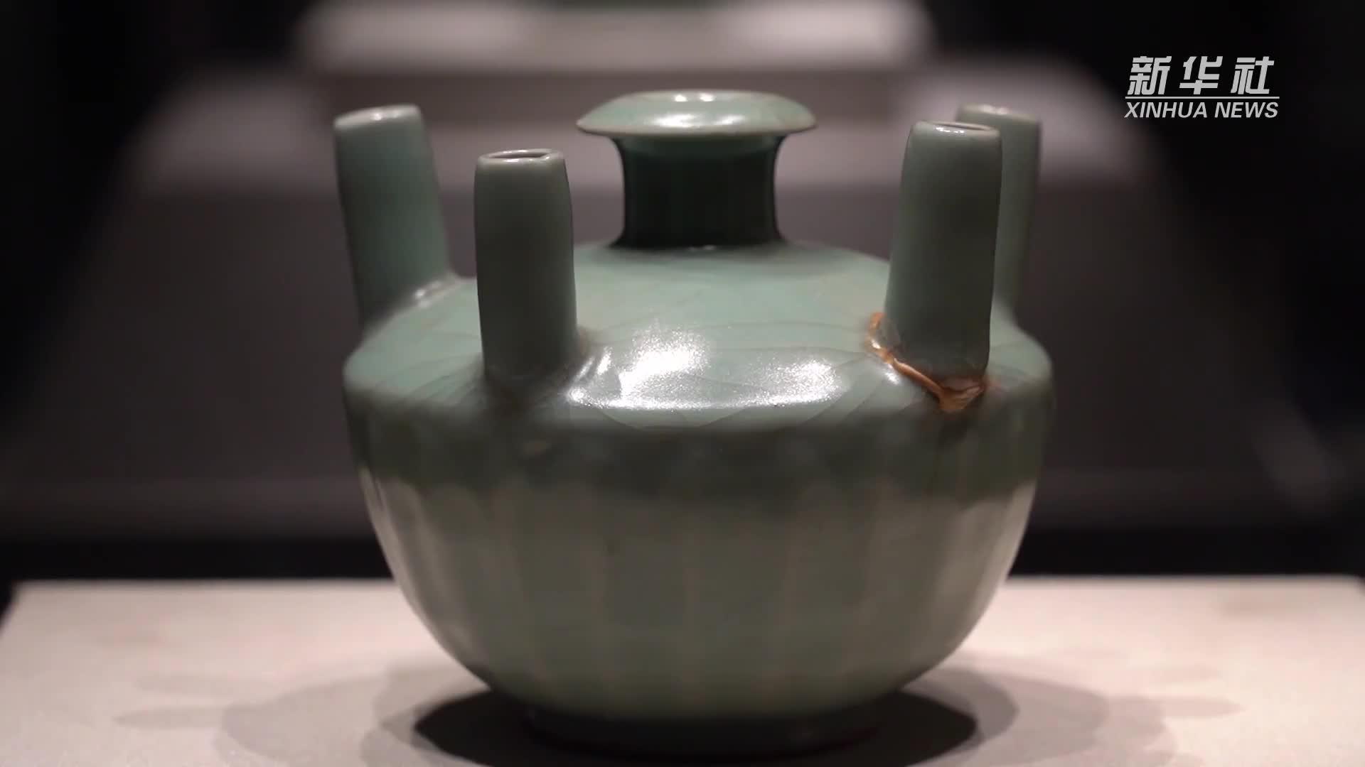 文化和自然遗产日:走进四川宋瓷博物馆