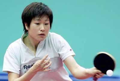 她是首个奥运冠军得主,却没能成为大满贯,年过30仍能战胜王楠