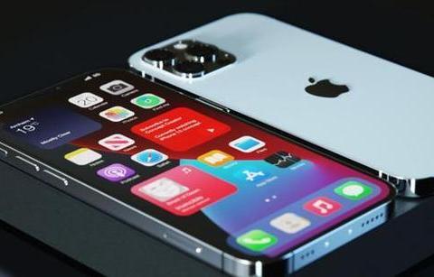 可能要让果粉失望了,iPhone13 Pro设计图曝光,刘海+大镜头