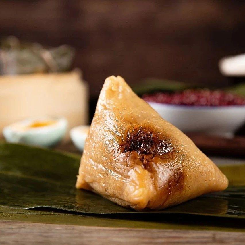 一个粽子=两碗饭,送你一份吃粽子不胖的秘笈