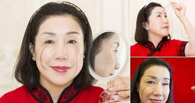 常州女子睫毛长20.5厘米,打破吉尼斯记录,登上英国报纸