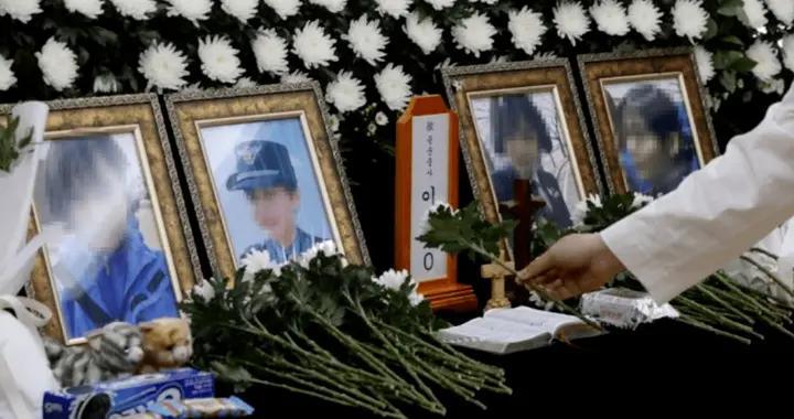 韩女兵领证当天自杀,离世前录像曝光:我身体变脏了!上级故意灌酒然后作恶