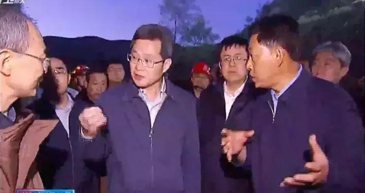新任省委书记赶赴现场,并向全省喊话:对非煤矿山全部进行停产整顿