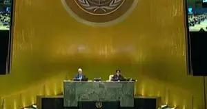 全球连线|阿尔巴尼亚等五国当选联合国安理会非常任理事国