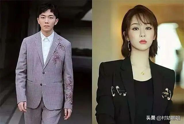 杨紫首位公开的恋人,因出演《陈情令》走红,颜值碾压秦俊杰