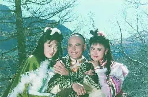 新《飞狐外传》来了,秦俊杰主演!但没有人能比过龚慈恩的程灵素