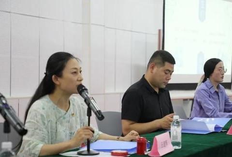 中山国王陵陈列馆与石家庄信息工程职业学院签订合作共建协议