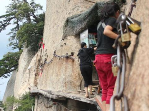 中国著名山峰,秀美宜人,度假的好去处