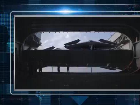 美海军无人加油机,首次为有人机空中加油!我国有研发的必要吗?