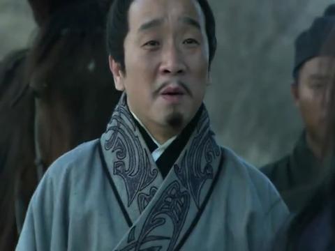 《三国演义》庞统带着关羽和张飞掳走张松,张松:你认错人了!