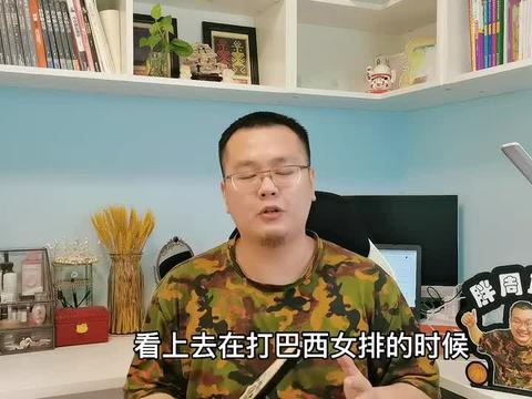 中国女排又一位世界巨星诞生,联手朱婷征服奥运会