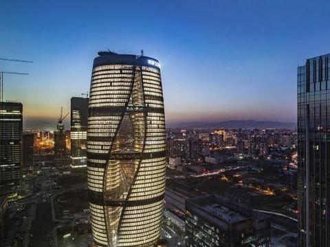 每天上百亿的资金流入,中国版的《华尔街》经常影响中国经济