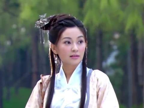 仙侠剑:姑娘到寺庙借宿,小和尚直接看直眼,差点出洋相!