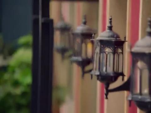 《爱情公寓5》美嘉遛机器狗,没想到被它救了一条命