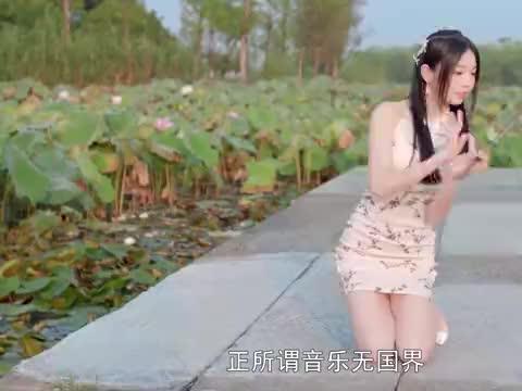 韩红林俊杰神仙合唱《飞云之下》,韩国人听呆了,大赞声音太美了