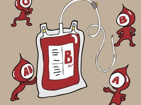 A型、B型、AB型、O型,哪种血型的人身体素质好?不妨来了解一下