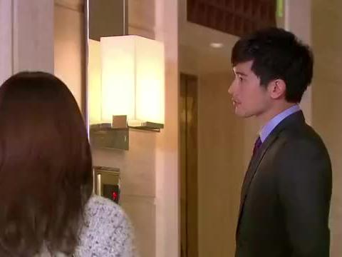 遇见王沥川:女友不愿和高以翔共进电梯,转身离开,玩欲擒故纵?