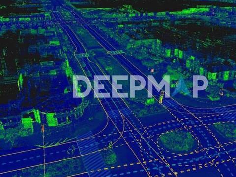 英伟达将收购高清地图初创公司DeepMap