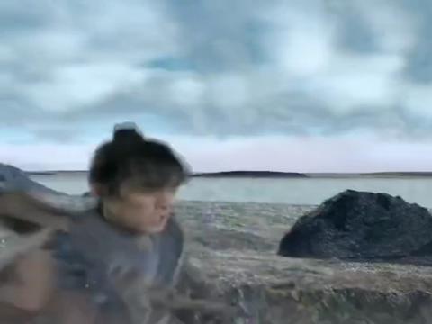 仙剑奇侠传3:邪剑仙吸取了霍建华的怒气,化为实形之物