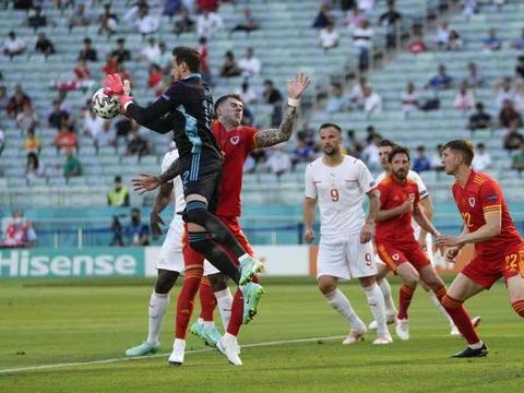 欧洲杯威尔士险胜揭示不足,瑞士新锐可堪重用