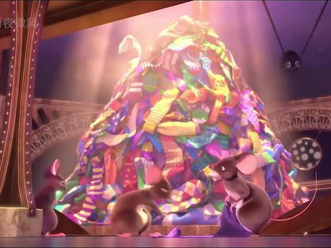 老鼠用臭袜子提取精华液,用来发酵奶酪,奇幻脑洞短片