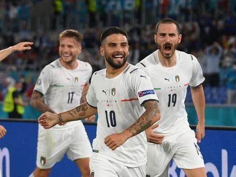 3球横扫土耳其,意大利用历史性一胜为欧洲杯揭幕
