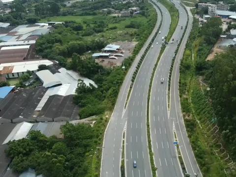 广西唯一二环路即将完工,长34公里修25年,为何不是在南宁柳州?